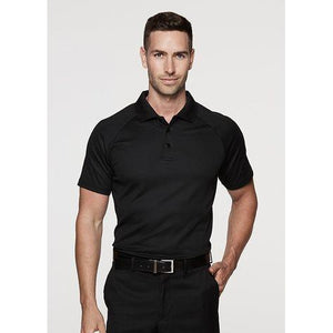 W1306 KEIRA MENS POLO