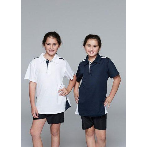 W3305 PATERSON KIDS POLO