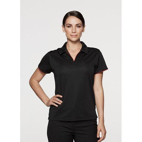 W2302 YARRA LADIES POLO