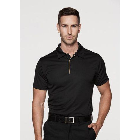 W1302 YARRA MENS POLO