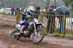 Generate athlete Nunn shines at Hawkstone for RHR Yamaha