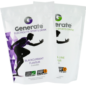 Generate Electrolyte Drink (2 Pouch Deal) - drinkgenerate sports drink