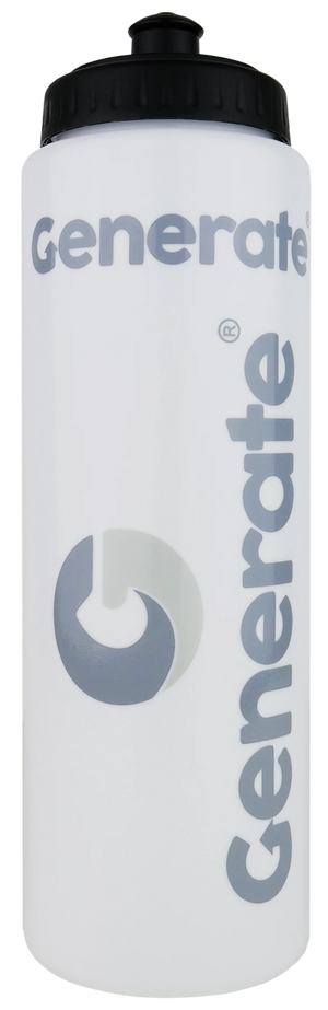 "Generate ""double scoop"" Water Bottle - drinkgenerate sports drink"