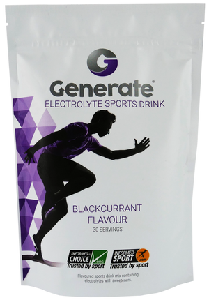 Generate Electrolyte Drink (Blackcurrant) - drinkgenerate