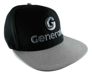 Team Generate snap back - drinkgenerate sports drink