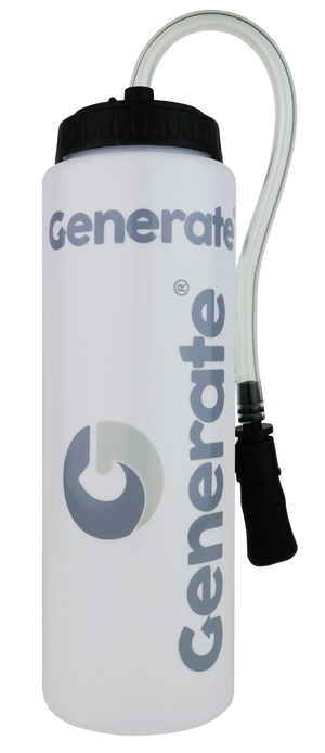 "Generate ""Pit Pro"" Water Bottle - drinkgenerate sports drink"