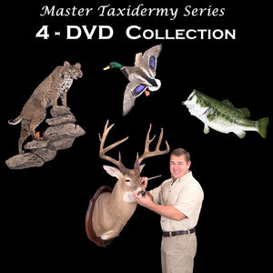 How to Taxidermy school classes on video