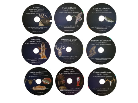Best Deal - 9 DVD'S - 11 Courses