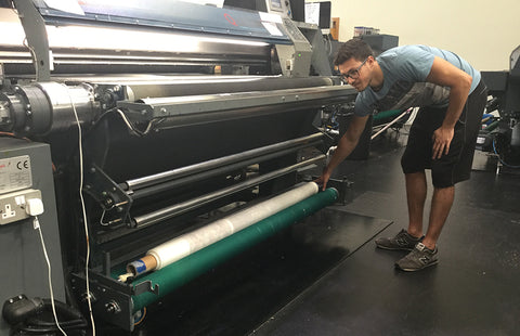 Sublimation printing in Worcestershire