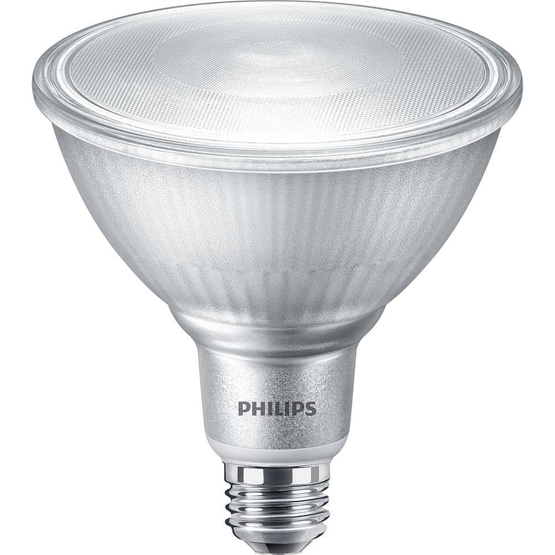 Philips - Dimmable - 14W - 3500K - PAR38 LED Bulb - Outdoor and Indoor -Brilliant White Light