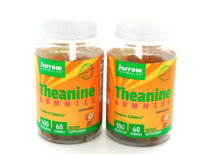 Jarrow Formulas Theanine Gummies for Children, [LOT OF 2]