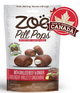 Zoe Pill Pops for Dogs, All Natural, Healthy Dog Treats 3.5 oz- 2 packages