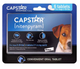 Capstar (Nitenpyram) for Dogs 2-25 pounds, 6 tablets