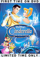 NEW Cinderella DVD, 2005, 2-Disc Set, Special Edition - DVD Platinum Collection