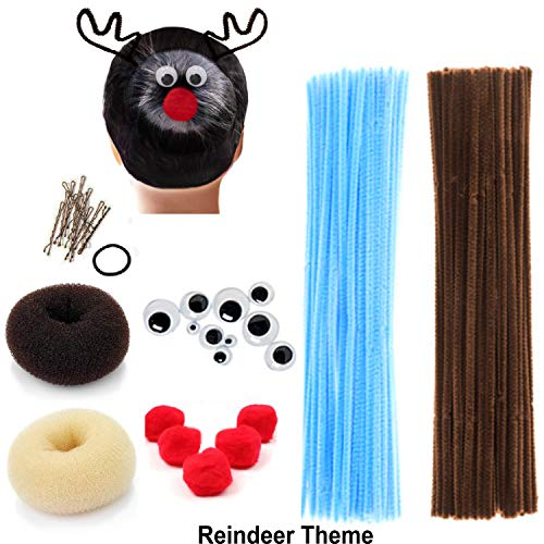 Creativity DIY Kids Hair Crafts Accessory Decor