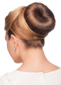 Hair Donut Bun Maker (Brown Color)