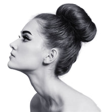 Load image into Gallery viewer, Hair Donut Bun Maker (Black Color)