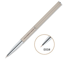 Load image into Gallery viewer, 1 Piece Kolinsky Sable Acrylic Nail Art Liner Striping Brush