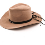 Load image into Gallery viewer, Wildly Boho | Wide Brim Fedora Hat
