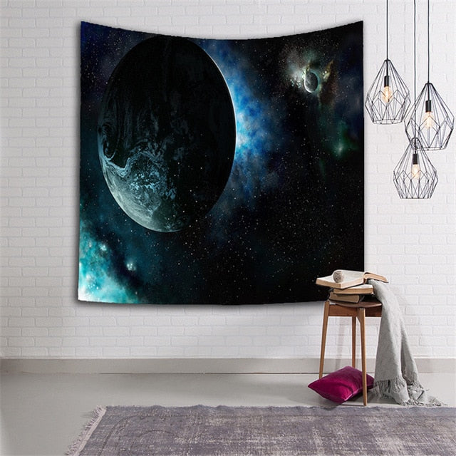 YMQY Tapestry Dark side of the Moon - tapestryleps