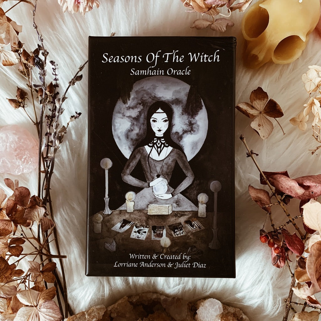 1st Edition Seasons of the Witch | Samhain Oracle Cards