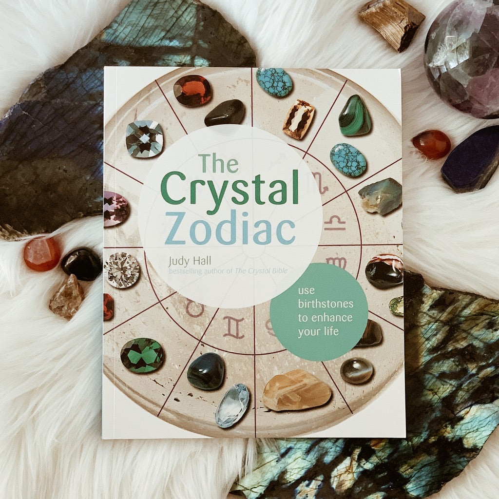 USED BOOK | The Crystal Zodiac