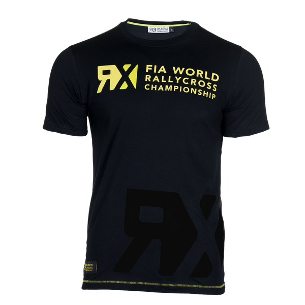 WORLD RX LOGO T-SHIRT