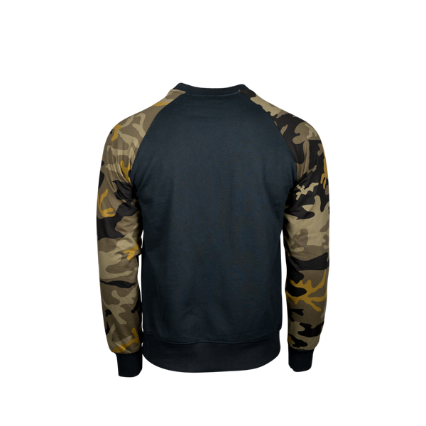 WRX Camo Black Sweatshirt