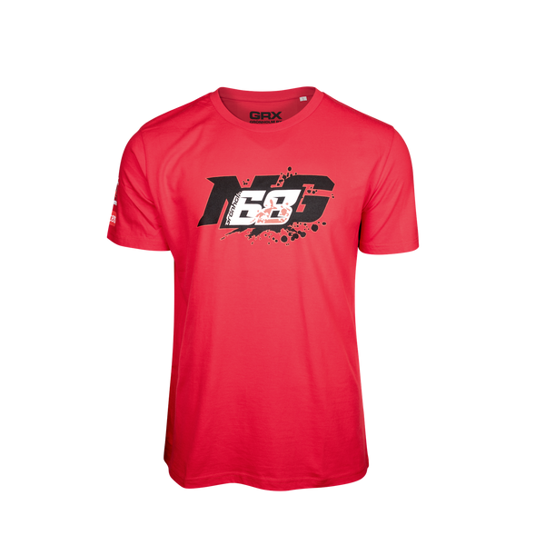 NG68 Red T-Shirt