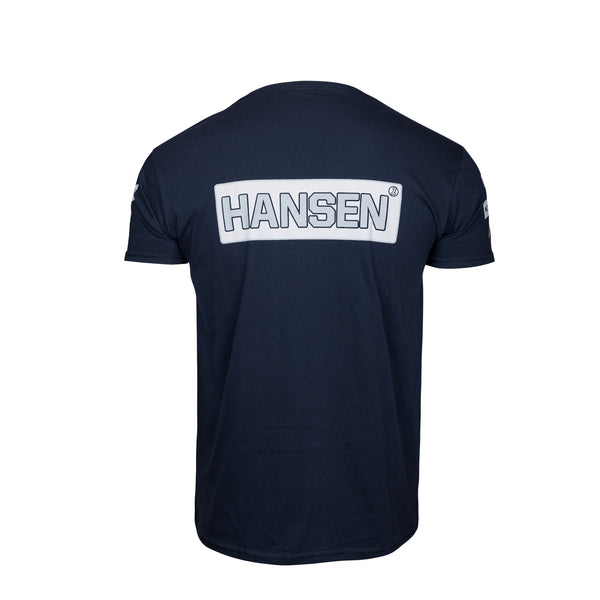 Hansen Drivers Blue T-shirt