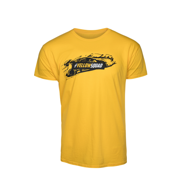 Hansen Yellow Squad Yellow T-shirt