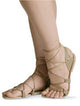 Adagio -- Belly Dancing Sandal -- Tan