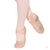 Coupe -- Women's Leather Split Sole Ballet -- Pink