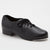 Caleb -- Unisex Tap Oxford -- Black