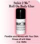 Stickit 2 Me Roll-On Body Glue -- Clear