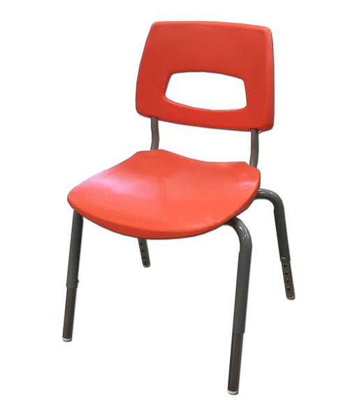 Student Chair Adjustable Height (10-78J-A-B) ALPHA