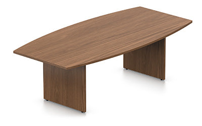 Boatshape Boardroom Table (3 sizes)