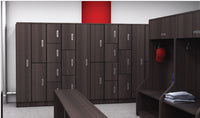 Club Style Lockers