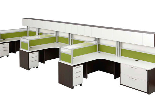 3 Person Workstations (PS715 -Links)