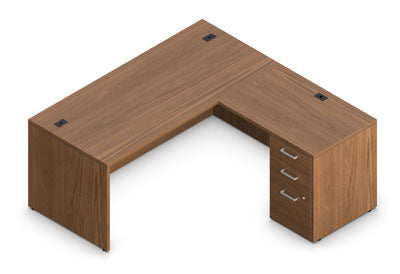 L-Shape Desk (MLP108)