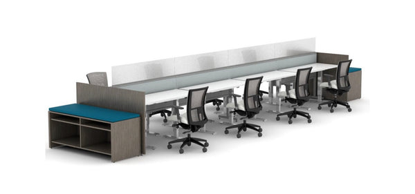 8 Person Workstation (IBM511) - $2,444/Person