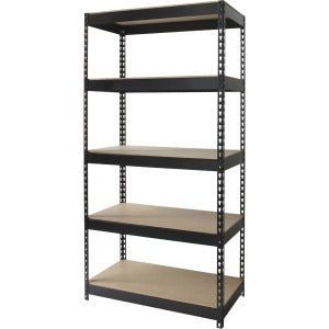 Fortress Riveted Steel Shelving
