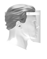 Disposable Personal Face Shield PFMD100F 10/Pack