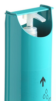 SaniTower Refillable Sanitizing Station