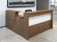 Reception Desk Ionic (MLP633)