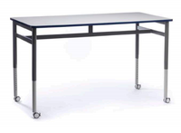 MAKERSPACE XPLOR HEIGHT ADJUSTABLE TABLE