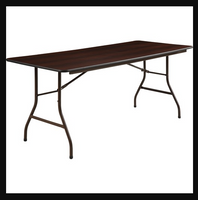 folding Tables  (4 Sizes)