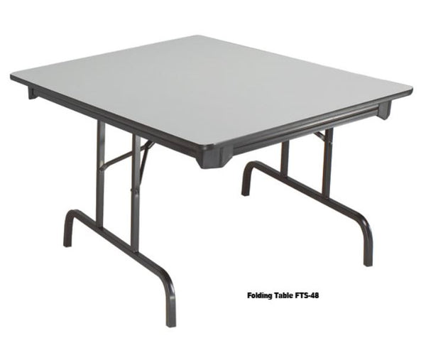 Industrial Square Folding Tables (FTS48)