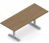IONIC Single Motor Height Adjustable Table (5 Sizes)