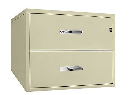 Gardex® Fire resistant lateral (GDXGL402BG) - 2, 3 & 4 Drawers